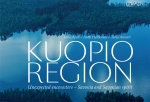 Kuopio region : unexpected encounters : Savonia and Savonian spirit